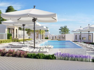 Amber Sea Luxury Pool