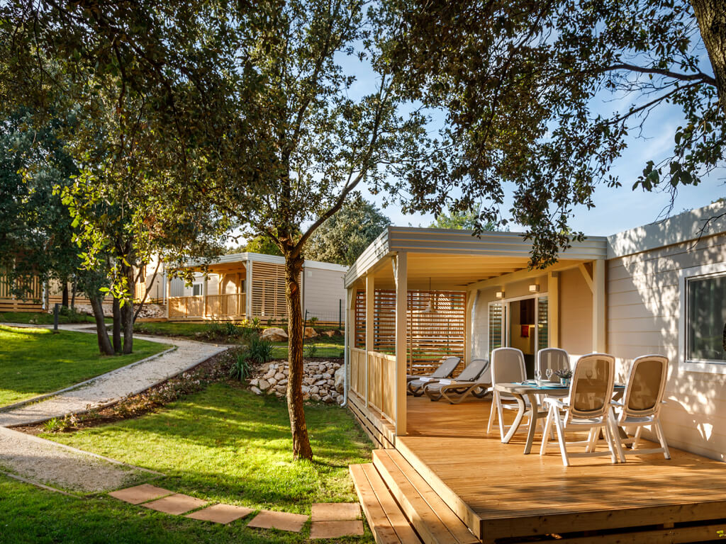 Mobile homes at the Campsite Veštar, Rovinj, Istria | my ... on camping cars, camping parks, camping fences, camping sheds, rv park model homes, camping tents, camping photography, camping at home, camping trailers, camping nursery mobile,