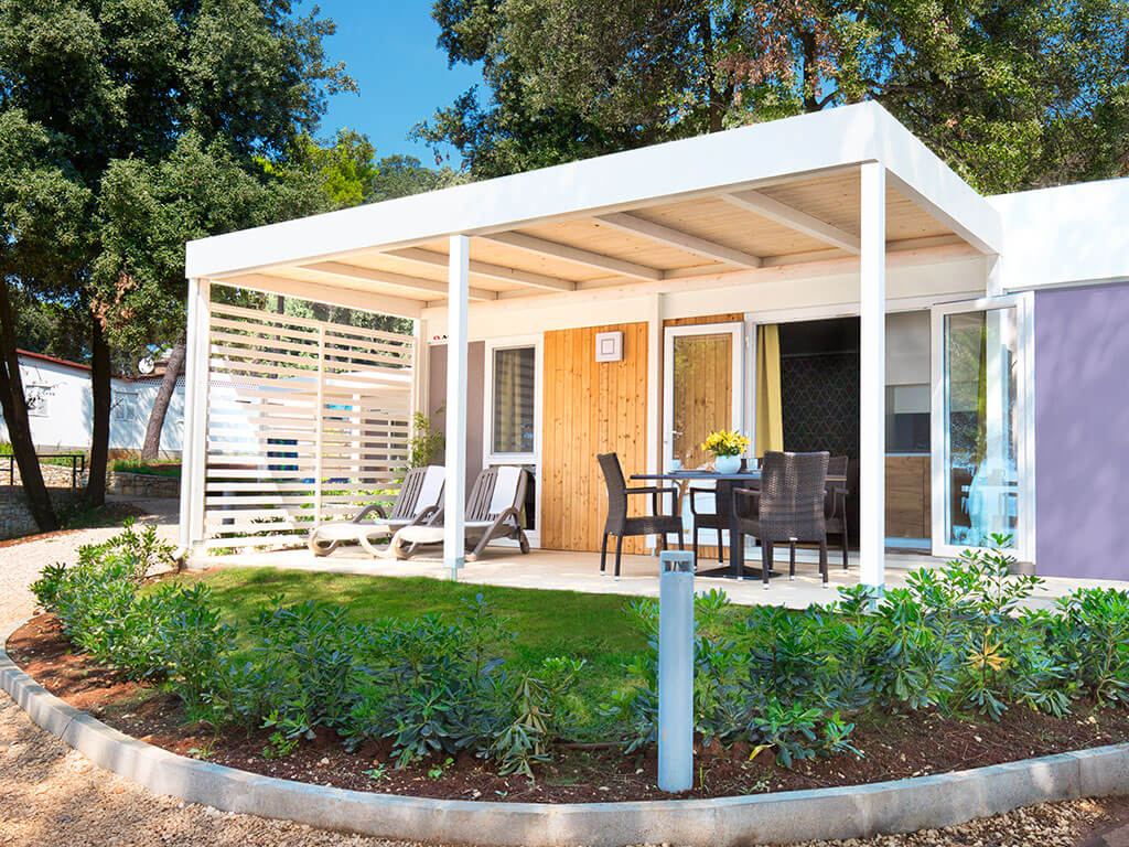 Mobile home Adriamar – Campsite Kastanija, Novigrad - Istria on camping cars, camping parks, camping fences, camping sheds, rv park model homes, camping tents, camping photography, camping at home, camping trailers, camping nursery mobile,